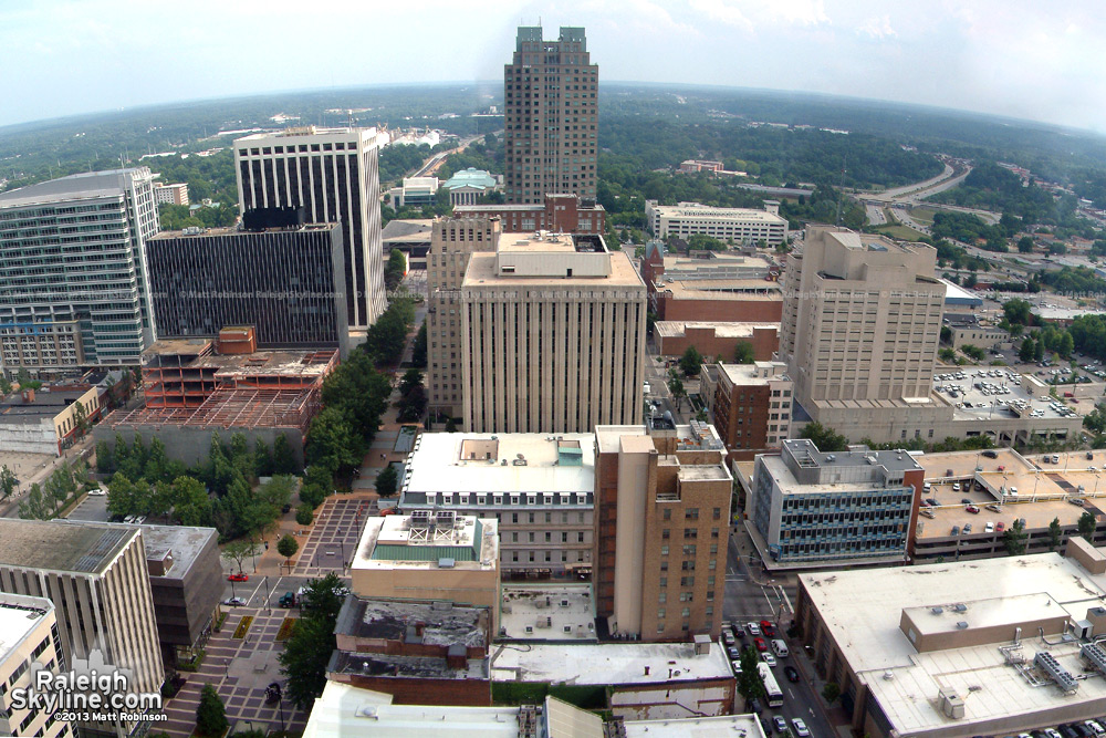 Raleigh from Cardinal Club