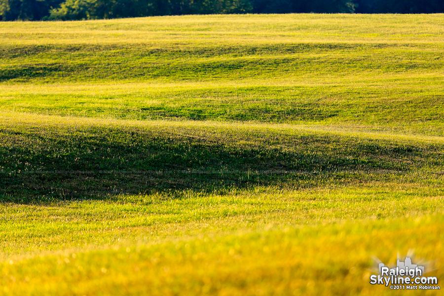 Rolling Dix hill
