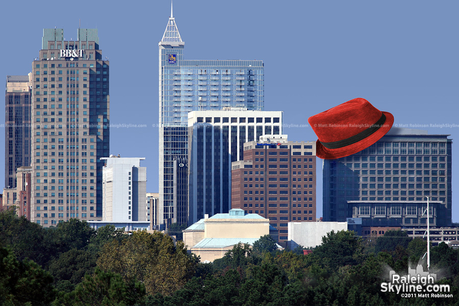 Redhat moves to downtown Raleigh