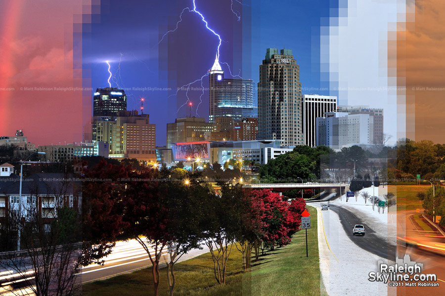 Raleigh Skyline Seasons - Version 3