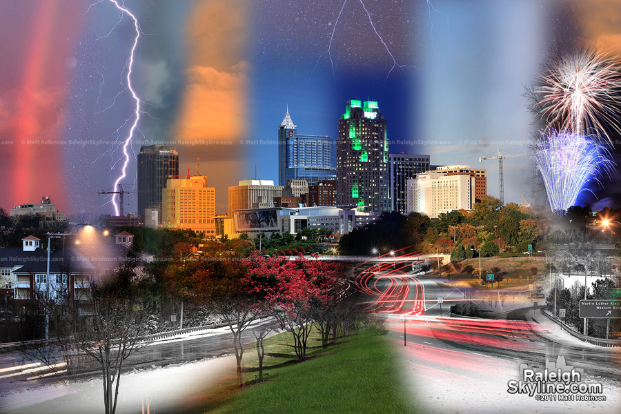 Raleigh Skyline Seasons - Version 4