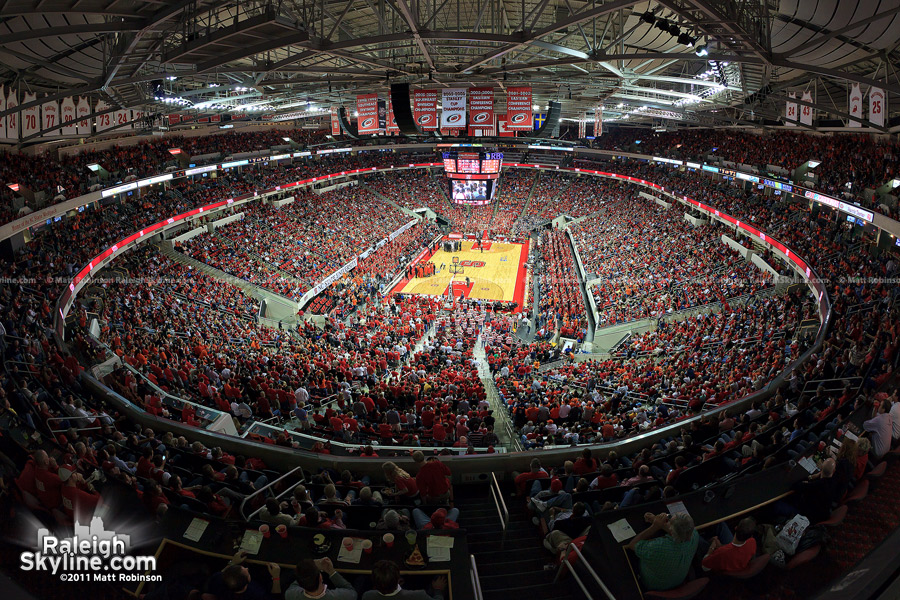 RBC Center - Raleigh, NC