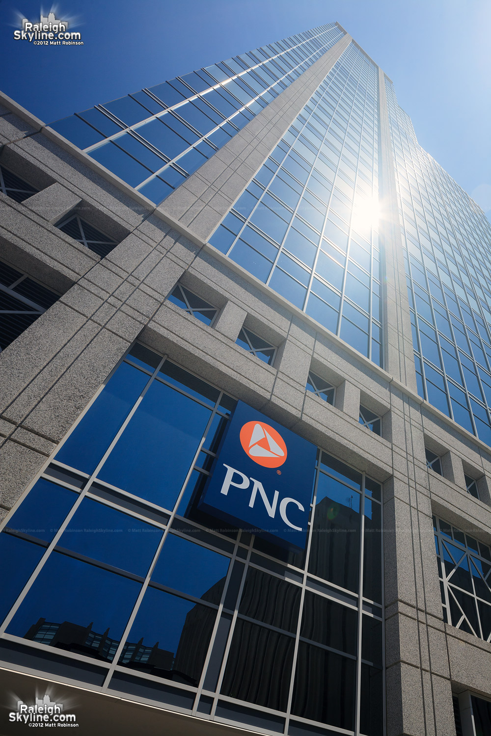 PNC Plaza in Raleigh