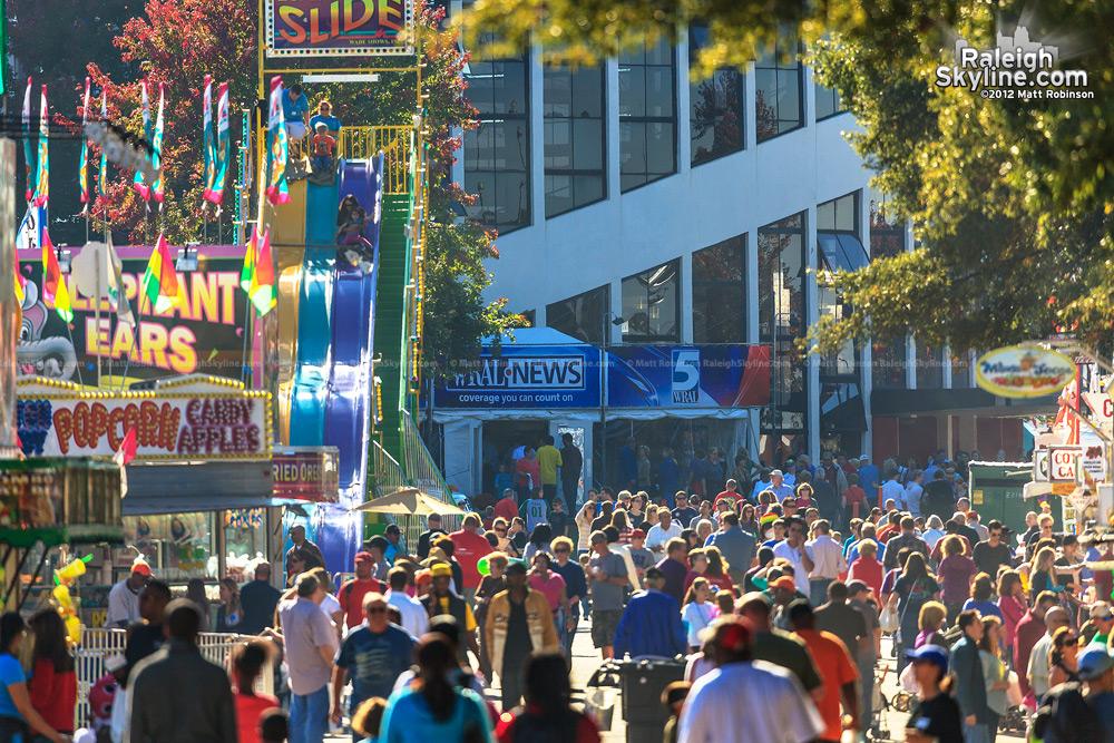 NC State Fair Scene - 2012