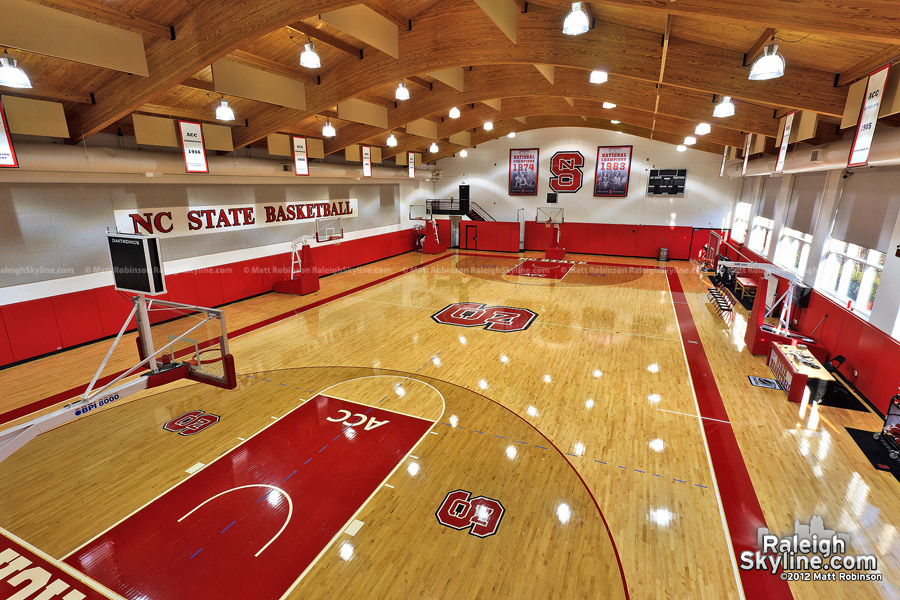 Dail Basketball Center at North Carolina State University