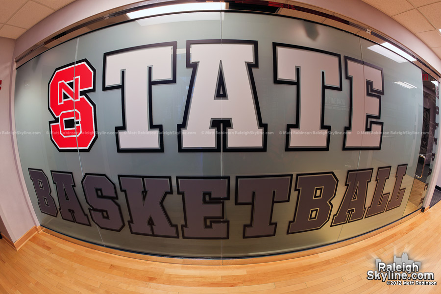 State Basketball (NCSU) in Raleigh