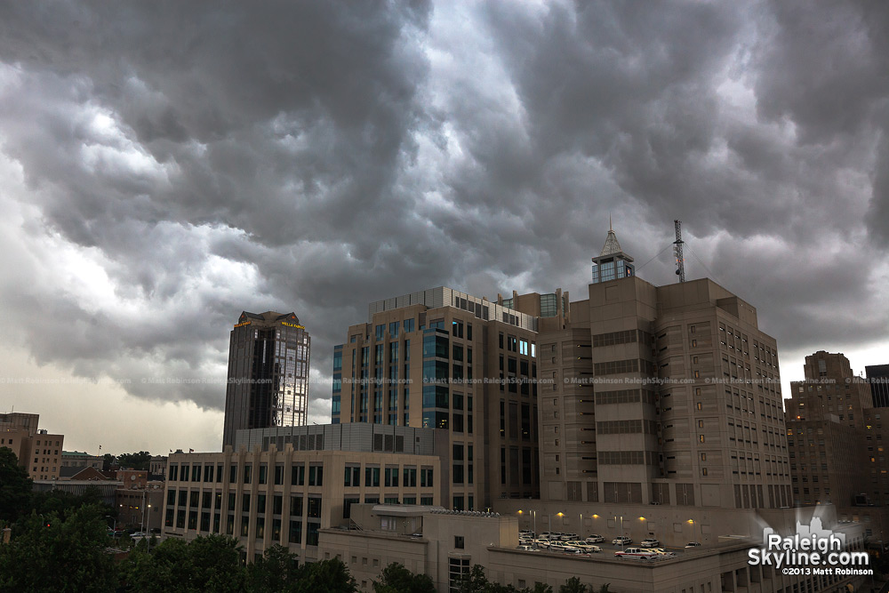 Raleigh Storms