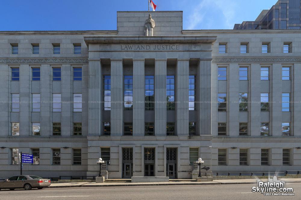 Supreme Court of North Carolina