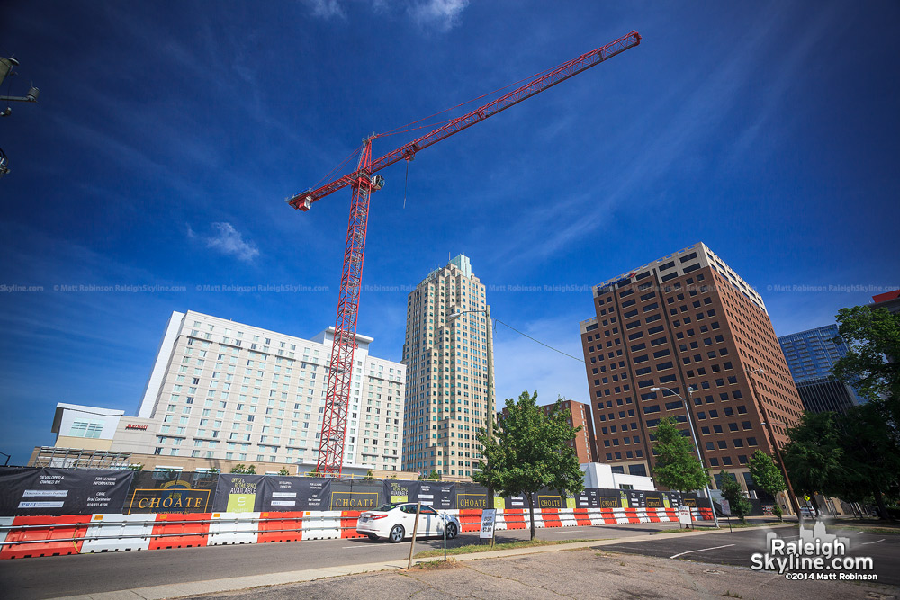 Charter Square crane signals another tower set to rise