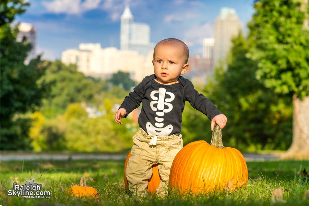Oliver at 7 months