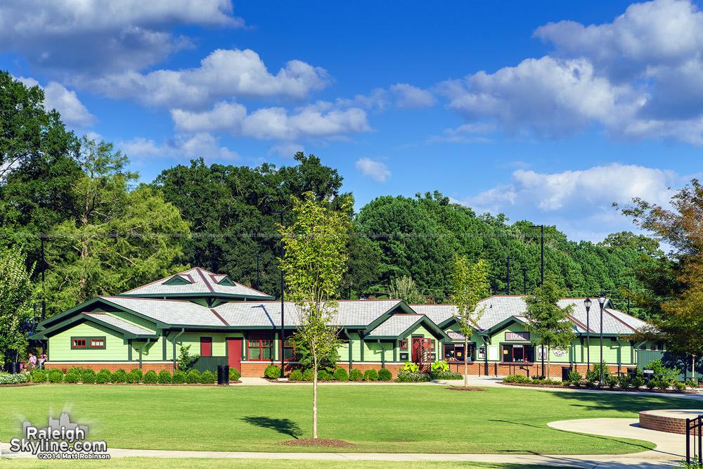 Raleigh's Pullen Park