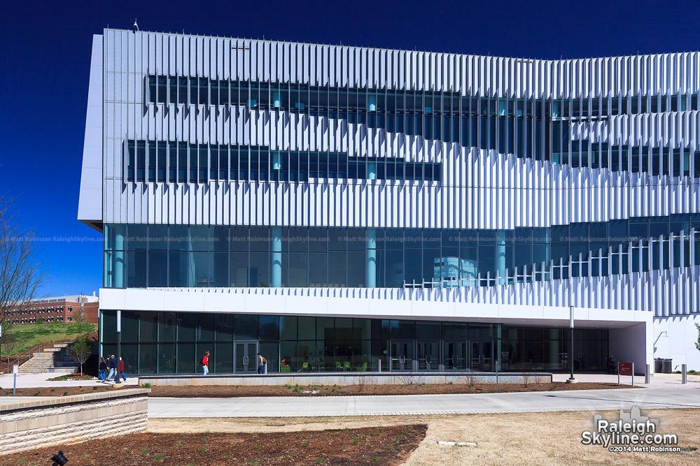 James B. Hunt Jr. Library at NCSU Centennial Campus