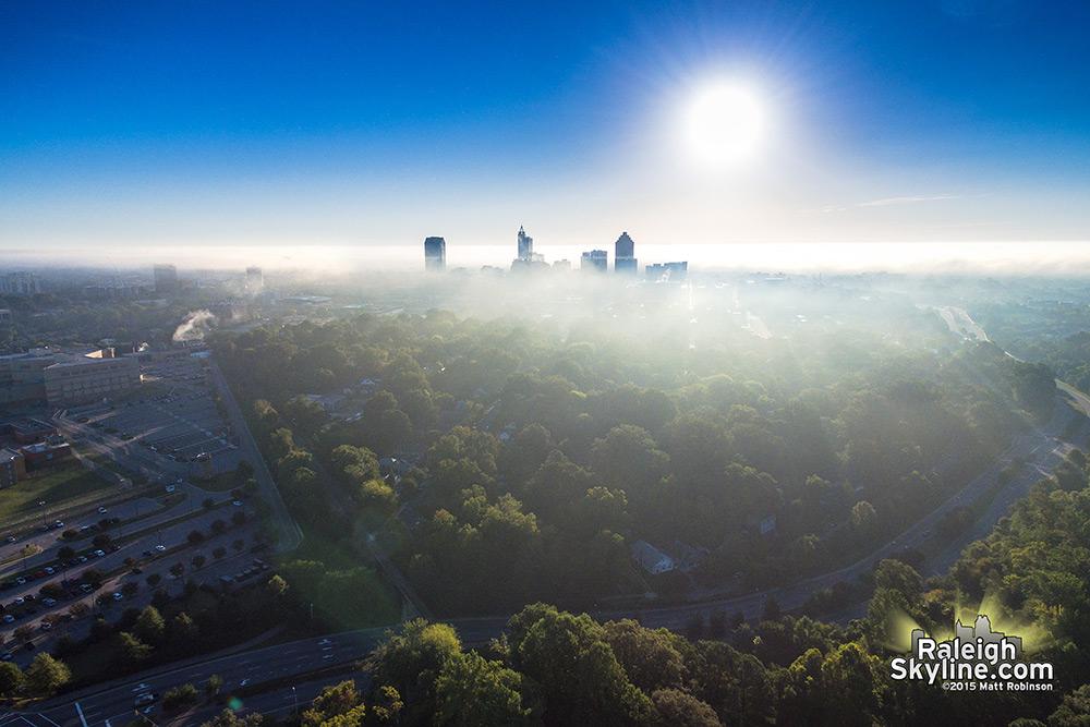 Fog over Boylan nulls