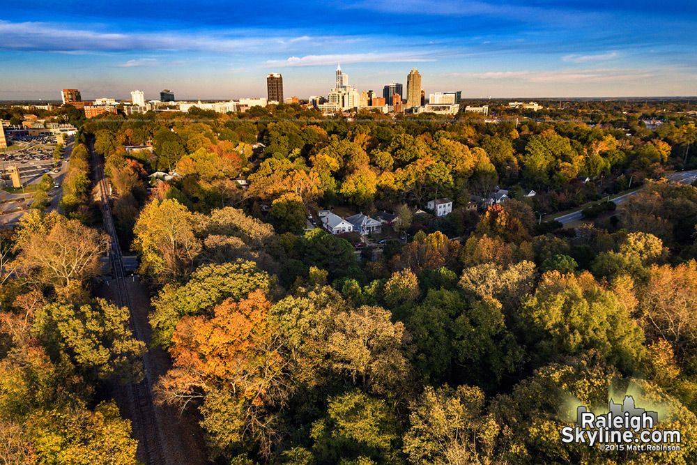 Boylan nulls Fall Colors Raleigh 2015