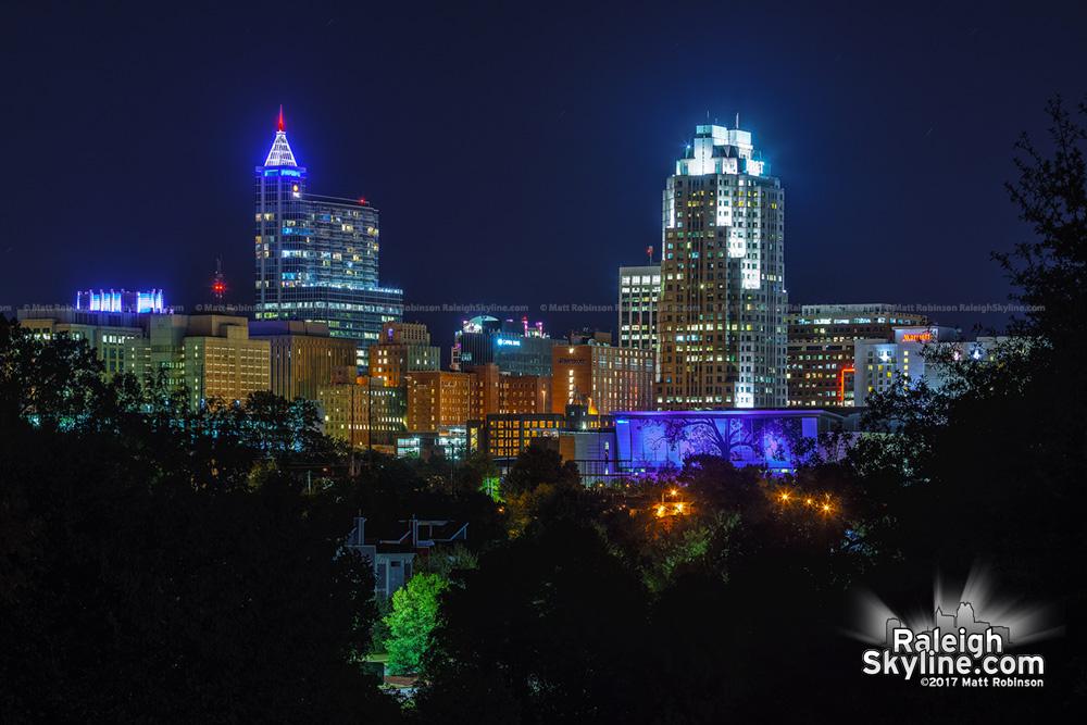 Patriotic Raleigh