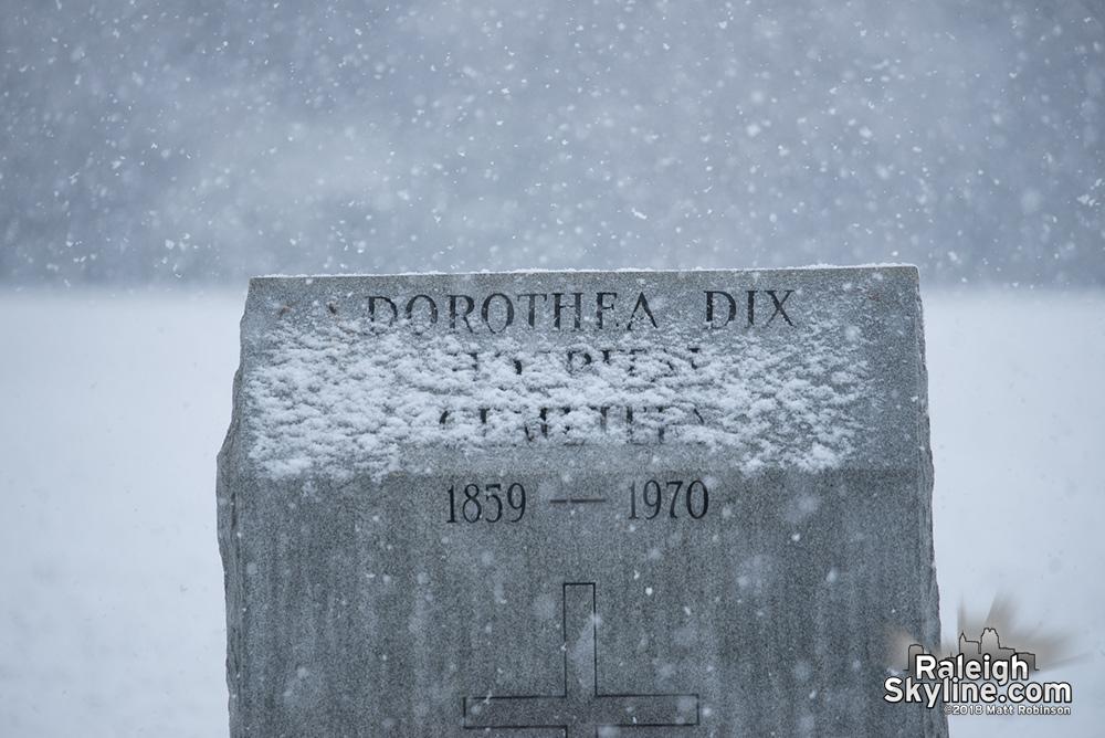 Dorothea Dix Snow