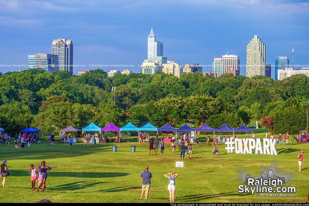 Sunfest at Dorothea Dix