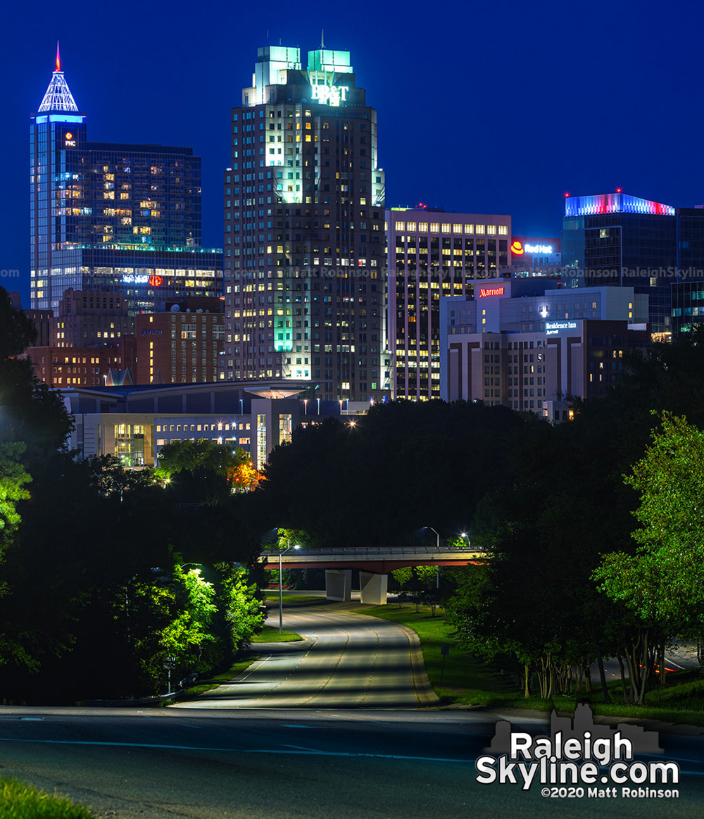 Empty Raleigh